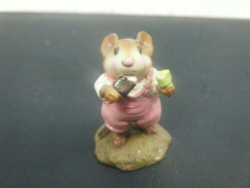 WEE FOREST FOLK  MOUSE CONE