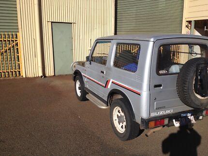 1985 4x4 Zook