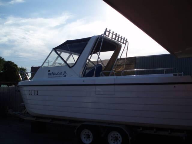 Power Catamaran Devilcat 6 6 Motorboats Amp Powerboats