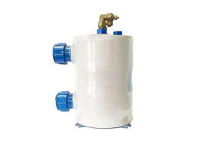 Pure Titanium Evaporator Chiller 8HP ~ Saltwater Aquarium Seafood Lobster Tank
