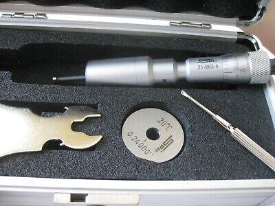 Spi Mechanical Inside Hole Micrometer .2 To .24 Range 21-883-4