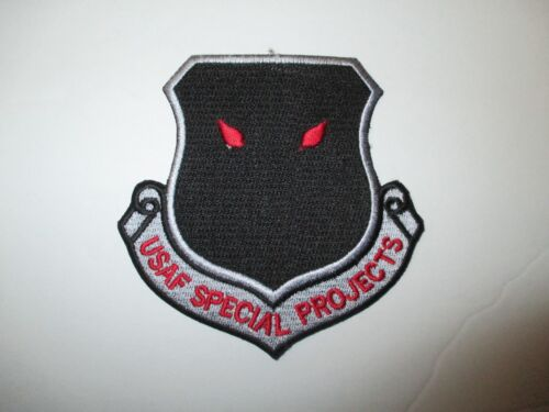 b6650 US Air Force  Black Ops Special Projects Satellite Intelligence IR24C