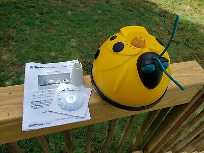 Hayward Aqua Critter Automatic Above Ground Pool Cleaner - HEAD UNIT ONLY Yellow