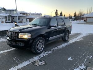 2008 Lincoln Navigator fully loaded