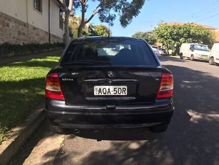 2004 Holden Astra Hatchback