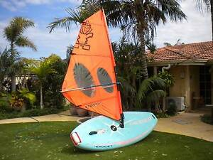 WINDSURFER LEARNER  HIRE FROM $20 OPEN OVER EASTER Palmyra Melville Area Preview