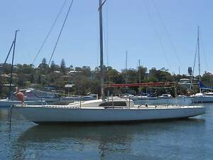 Soling 26ft fiberglass fixed keel yacht with cabin wow!!! rare !! Gosford Gosford Area Preview
