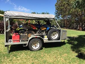 Dirt Bike Camper Trailer Hastings Mornington Peninsula Preview