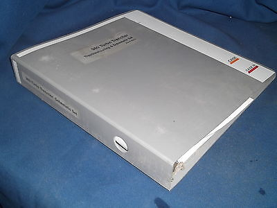 Case 960 Turbo Trencher Schematics Troubleshooting Catalog Book Manual