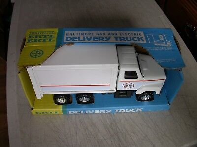 Vintage Ertl Delivery Truck 3182 BG&E Baltimore Gas And Electric In Original Box