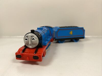Thomas & Friends Trackmaster Talking Gordon With Tender, Tested, Working