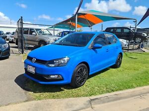 2014 Volkswagen Polo 4cyl TSI Auto - Baby Blue Bewty!!  Garbutt Townsville City Preview