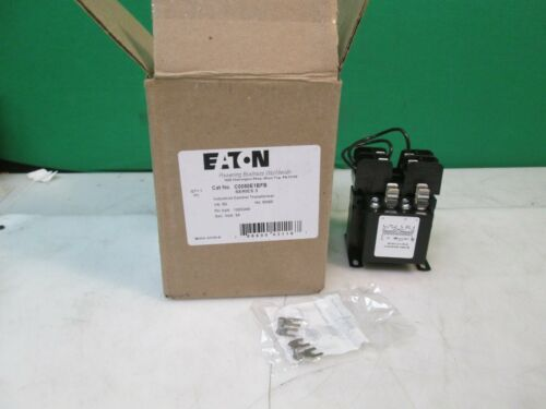 Eaton C0050E1BFB Transformer Industrial Control 50VA 120/240 x 24VAC 50/60 Hz