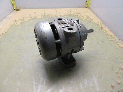 Gast B-1321l Rotary Vane Vacuum Pump Compressor 4e-4