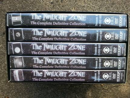The Twilight Zone (Original Series) DVD Box Set