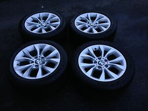 BMW X1 (E84) Tires and Rims - 225/50/R17