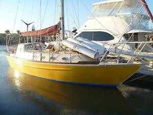 36 Foot  Ready to world cruise Steel Yacht Scarborough Redcliffe Area Preview