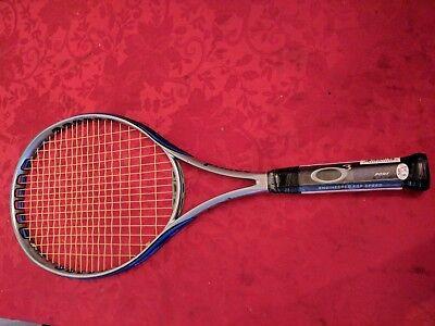 NEW Prince O3 Speedport Blue 110 head 4 5/8 grip Tennis Racquet