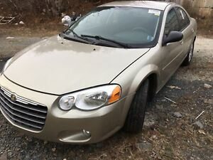 2006 Chrysler Sebring, new MVI