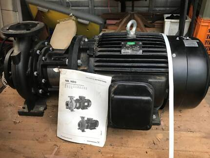 Electric three phase pump