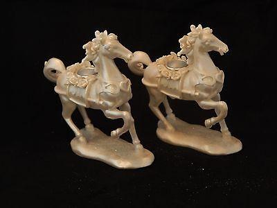cinderella fairy tale wedding reception castle horses centerpiece candle holder