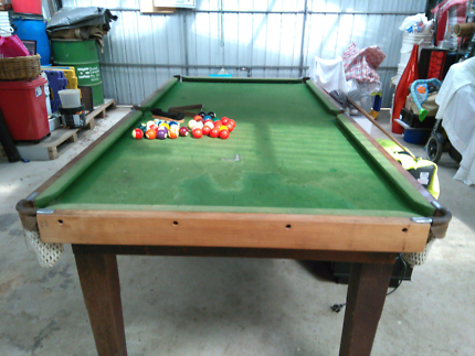 Brunswick Pool Table Other Sports Fitness Gumtree Australia - Brunswick richmond pool table