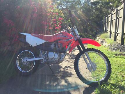 2013 Honda 100CRF Mansfield Brisbane South East Preview