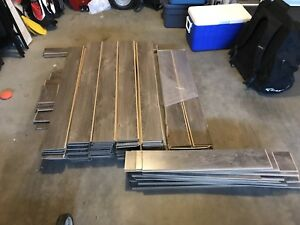 Used laminate flooring in excellent shape