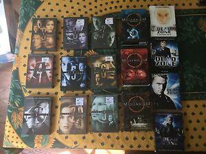 Séries DVD - série TV diverses