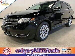 2018 Lincoln MKT Elite CLEAN CARFAX, ECOBOOST, ROOF, HEATED &...