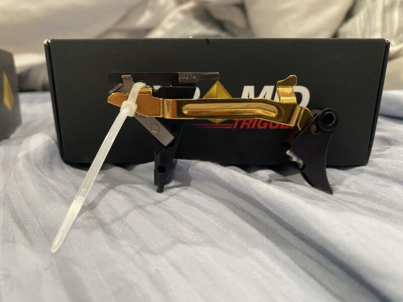 Gen 4 Glock Ultimate Pyramid Trigger kit
