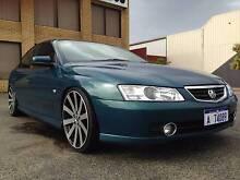 2003 Holden Berlina V8 5.7 Modified Sedan Kenwick Gosnells Area Preview