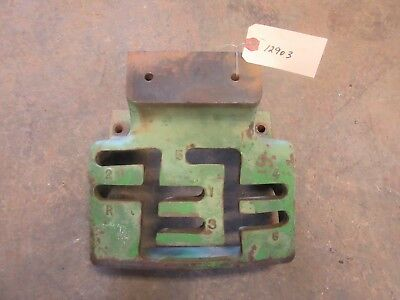 John Deere 720 730 High Speed Quadrant Gas Lp All-fuel 2nd Over Reverse R20067r