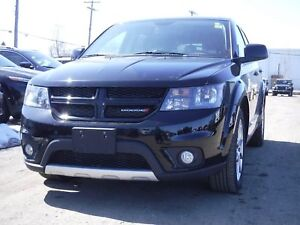 2015 Dodge Journey R/T Rally ~ 7 Passenger, Nav. & Remote Start!