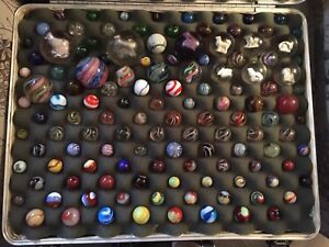 Antique/vintage marbles wanted and for sale!