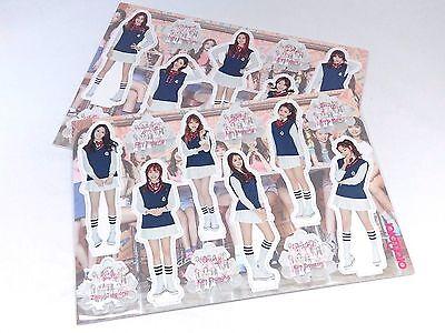 IOI Standing Paper Doll Korean K Pop Star KPOP Paper Doll SoMi SeJeong YooJeon