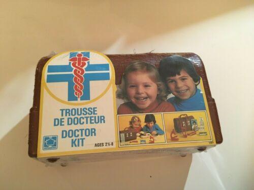 Hasbro 1978 Vintage Unused Doctor Medical Kit