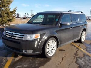 2012 Ford Flex Limited FULLY LOADED LIMITED AWD