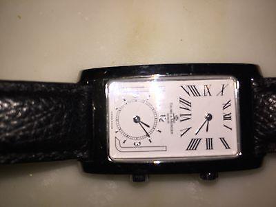 Baume Mercier Dual Time Hampton Quartz Men's Watch