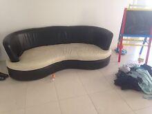 Three piece designer sofa Leppington Camden Area Preview