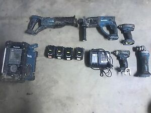 Makita cordless tools Campbelltown Campbelltown Area Preview