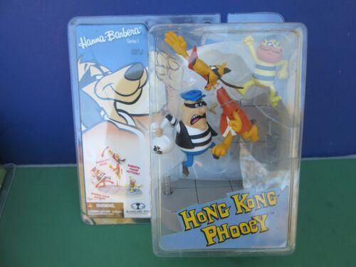 HONG KONG PHOOEY & SPOT MIP Mcfarlane 2006 - Hanna Barbera