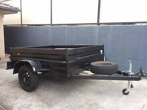 5x7 highside trailer Newcastle Newcastle Area Preview