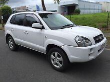 2005 Hyundai Tucson  CITY Wagon 4CYL AUTO DEC 16 REGO Kuraby Brisbane South West Preview