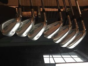 Ping iseries left handed irons