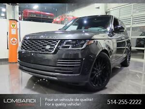 Land Rover Range Rover 5.0L V8 Supercharged Autobiography 