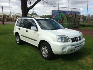 2005 NISSAN X-TRAIL ST 4X4 AUTOMATIC WAGON $3999 with 1 YEAR WARRANTY Leederville Vincent Area Preview