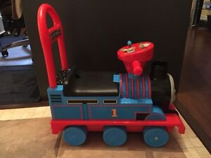 Toy train for toddlers