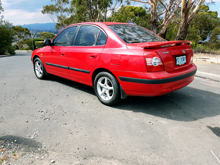 2004 Hyundai elantra  Glenorchy Glenorchy Area Preview
