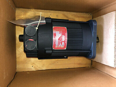 Kollmorgen Br-5102-3053-d Servo Brushless Motor 10 Hp New In Box